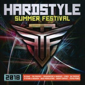 Hardstyle Summer Festival 2018, Diverse Interpreten