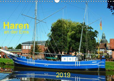 Haren an der Ems (Wandkalender 2019 DIN A3 quer), Heinz Wösten