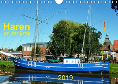 Haren an der Ems (Wandkalender 2019 DIN A4 quer), Heinz Wösten