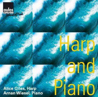 Harfe Und Klavier, Alice Giles