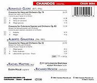 Harfenkonzert/Concerto For Col - Produktdetailbild 1