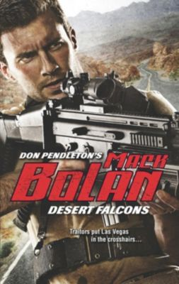 Harlequin - Series eBook - Gold Eagle Series: Desert Falcons, Don Pendleton