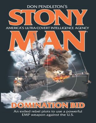Harlequin - Series eBook - Gold Eagle Series: Domination Bid, Don Pendleton
