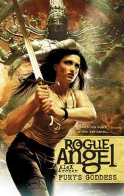 Harlequin - Series eBook - Gold Eagle Series: Fury's Goddess, Alex Archer