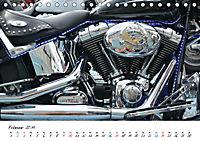Harley Davidson - Details einer Legende (Tischkalender 2019 DIN A5 quer) - Produktdetailbild 2