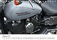 Harley Davidson - Details einer Legende (Tischkalender 2019 DIN A5 quer) - Produktdetailbild 1