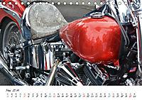 Harley Davidson - Details einer Legende (Tischkalender 2019 DIN A5 quer) - Produktdetailbild 5