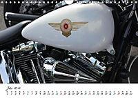 Harley Davidson - Details einer Legende (Wandkalender 2019 DIN A4 quer) - Produktdetailbild 7