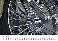 Harley Davidson - Details einer Legende (Wandkalender 2019 DIN A4 quer) - Produktdetailbild 13