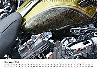 Harley Davidson - Details einer Legende (Wandkalender 2019 DIN A3 quer) - Produktdetailbild 12
