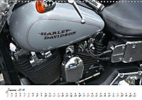 Harley Davidson - Details einer Legende (Wandkalender 2019 DIN A3 quer) - Produktdetailbild 1