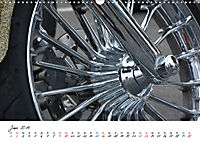 Harley Davidson - Details einer Legende (Wandkalender 2019 DIN A3 quer) - Produktdetailbild 6
