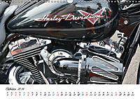 Harley Davidson - Details einer Legende (Wandkalender 2019 DIN A3 quer) - Produktdetailbild 10
