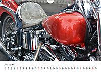 Harley Davidson - Details einer Legende (Wandkalender 2019 DIN A4 quer) - Produktdetailbild 5