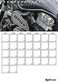 Harley Davidson Familienplaner (Tischkalender 2019 DIN A5 hoch) - Produktdetailbild 10