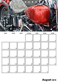 Harley Davidson Familienplaner (Tischkalender 2019 DIN A5 hoch) - Produktdetailbild 13