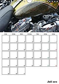 Harley Davidson Familienplaner (Wandkalender 2019 DIN A4 hoch) - Produktdetailbild 1