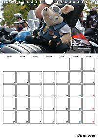 Harley Davidson Familienplaner (Wandkalender 2019 DIN A4 hoch) - Produktdetailbild 10