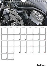 Harley Davidson Familienplaner (Wandkalender 2019 DIN A4 hoch) - Produktdetailbild 7
