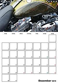 Harley Davidson Familienplaner (Wandkalender 2019 DIN A4 hoch) - Produktdetailbild 12