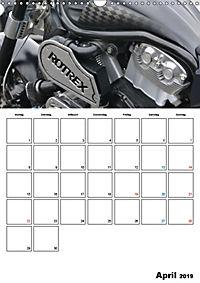 Harley Davidson Familienplaner (Wandkalender 2019 DIN A3 hoch) - Produktdetailbild 4