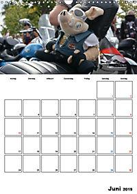 Harley Davidson Familienplaner (Wandkalender 2019 DIN A3 hoch) - Produktdetailbild 6