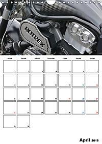 Harley Davidson Familienplaner (Wandkalender 2019 DIN A4 hoch) - Produktdetailbild 4