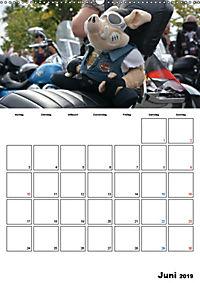 Harley Davidson Familienplaner (Wandkalender 2019 DIN A2 hoch) - Produktdetailbild 6