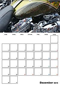Harley Davidson Familienplaner (Wandkalender 2019 DIN A2 hoch) - Produktdetailbild 12