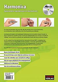 Harmonica - Apprendre rapidement et facilement, m. MP3-CD - Produktdetailbild 1