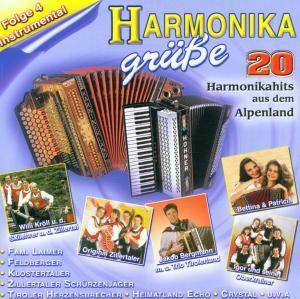 Harmonikagrüsse Folge 4, Diverse Interpreten