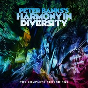 Harmony In Diversity-The Complete Recordings, Peter Banks