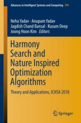 Harmony Search and Nature Inspired Optimization Algorithms, 2 Teile