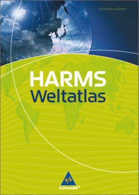 Harms Weltatlas, Ausgabe Brandenburg/Berlin 2007