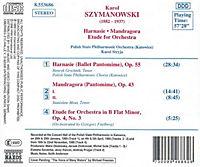 Harnasie/Mandragora/Etüde - Produktdetailbild 1