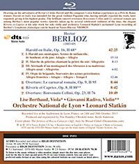 Harold In Italien/Ouvertüren - Produktdetailbild 1