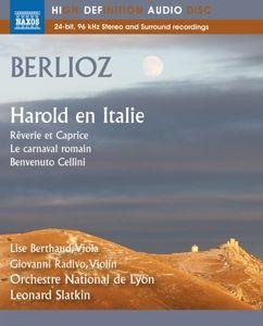 Harold In Italien/Ouvertüren, Slatkin, Orchestre National De Lyon