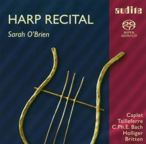 Harp Recital, Sarah O'brien