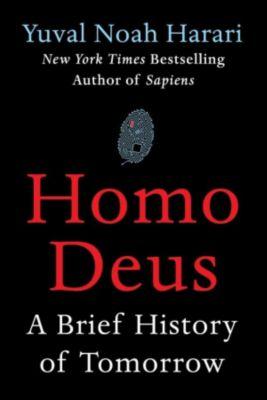 Harper: Homo Deus, Yuval Noah Harari