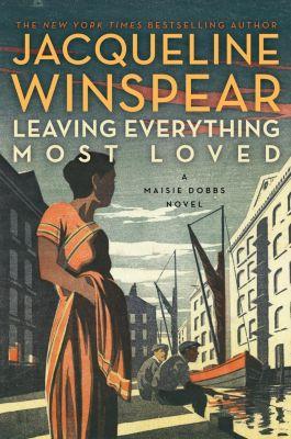 Harper: Leaving Everything Most Loved, Jacqueline Winspear