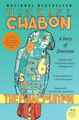 Harper Perennial: The Final Solution, Michael Chabon
