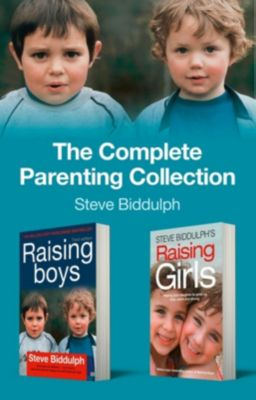Harper Thorsons: The Complete Parenting Collection, Steve Biddulph