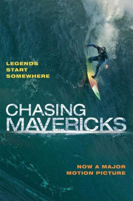 HarperCollins: Chasing Mavericks: The Movie Novelization, Christine Peymani