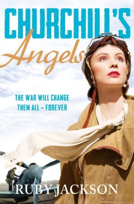 HarperCollins: Churchill's Angels, Ruby Jackson