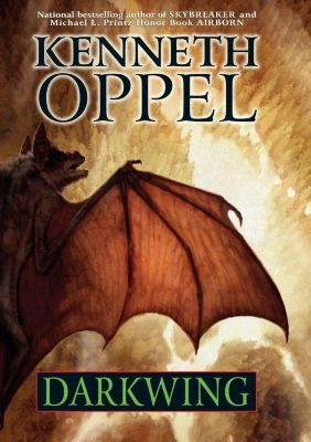 HarperCollins: Darkwing, Kenneth Oppel