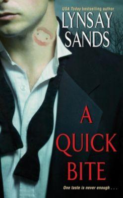 HarperCollins e-books: A Quick Bite, Lynsay Sands