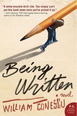 HarperCollins e-books: Being Written, William Conescu