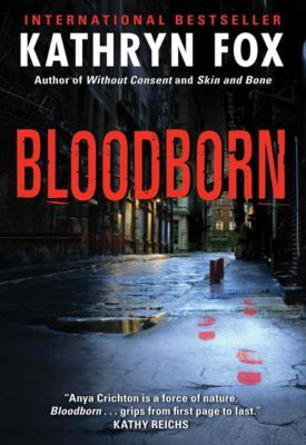 HarperCollins e-books: Bloodborn, Kathryn Fox