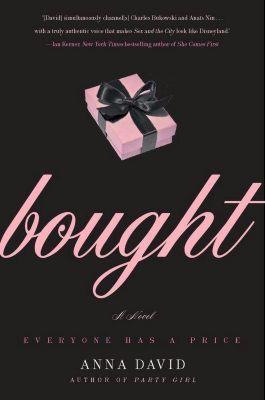 HarperCollins e-books: Bought, Anna David