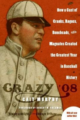 HarperCollins e-books: Crazy '08, Cait N. Murphy